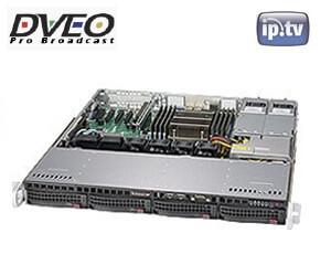 DVEO Brutus-II IPTV Transcoder