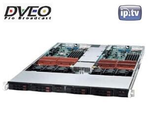 DVEO Brutus-III IPTV Transcoder