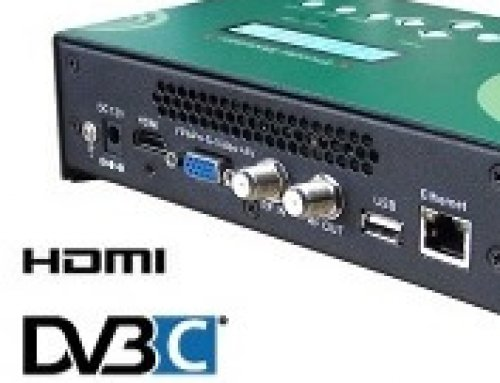 HD Modulator & Player with HDMI input, DVB-C output :: IRENIS HDM