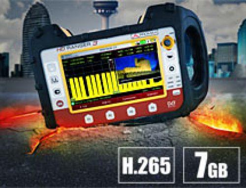 Promax HD Ranger 3 TV/Uydu/IPTV Sahametre