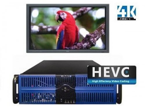 4K UHD Encoder ve Decoder