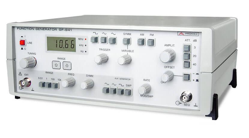 PROMAX Function Generator