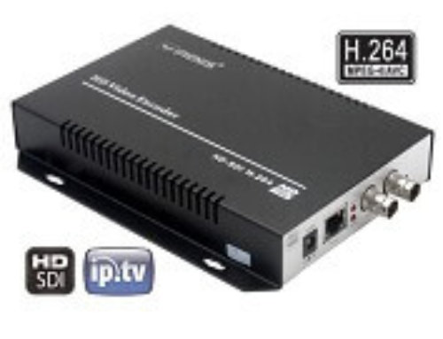IPTV Streamer & Encoder with SDI Input :: IRENIS SDE-264