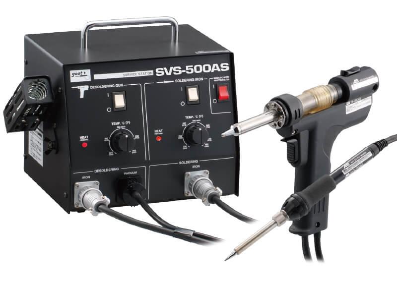 GOOT SVS-500 AS Lehimlene ve Lehim Sökme İstasyonu