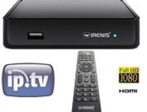 IPTV Set-Top Box :: IRENIS 5500+