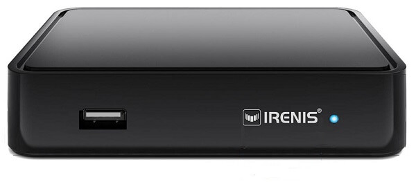 IPTV & DVB-C/T/T2 Set-Top Box :: IRENIS 5700